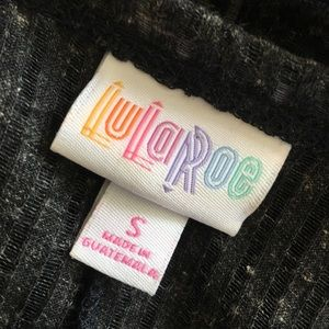 LuLaRoe Sweaters - Lularoe dark grey Duster